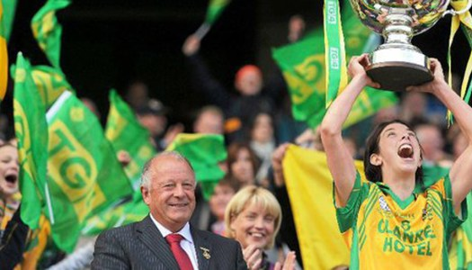 GAA camp for girls aims to produce future county stars