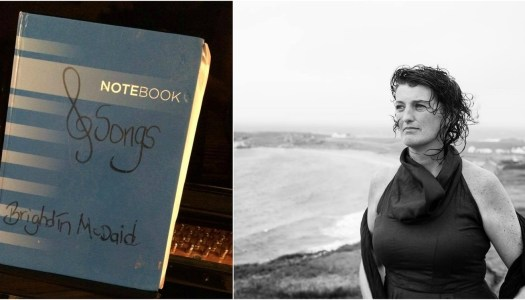 The inspiring story of the secret songbook behind Bri Carr's new album