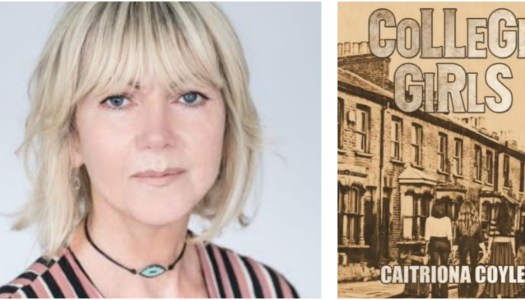 Caitriona Coyle to launch debut novel in hometown of Carrigart