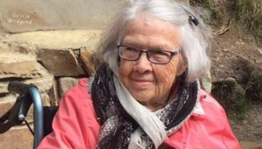 Much-loved Doris Russo passes away, leaving lasting legacy at Glenevin Waterfall