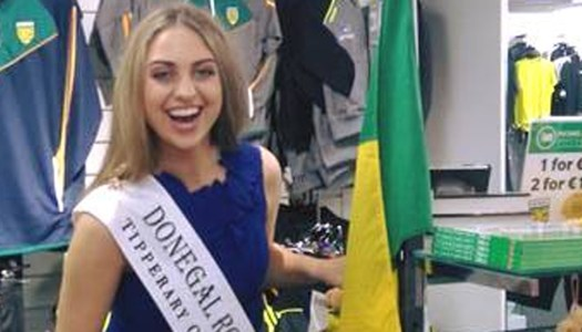 Amy misses out on Rose of Tralee crown – but wins pride of Donegal