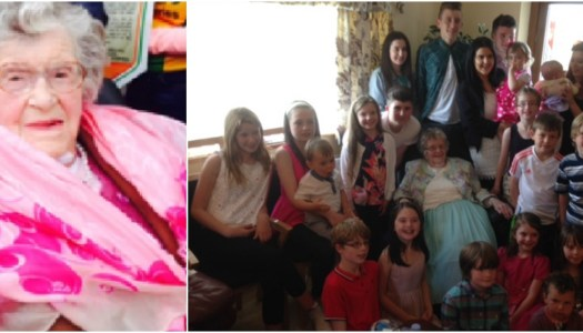 Celebrations as Bridget Greene blows out 106 candles!