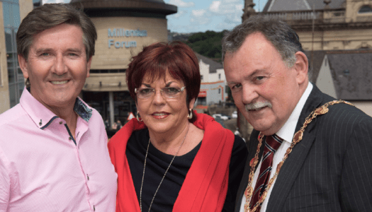 Daniel 'absolutely thrilled' to present hit TG4 country music series