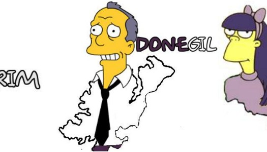 Simpsons fan? You'll love these puns on Irish counties