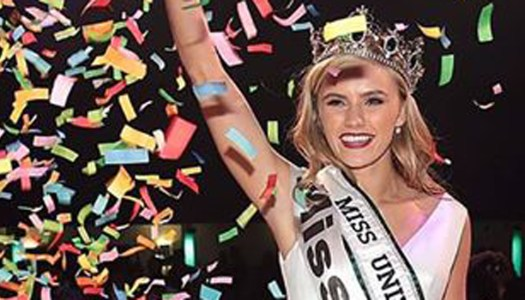 Miss Cork takes Miss Universe Ireland 2017 crown