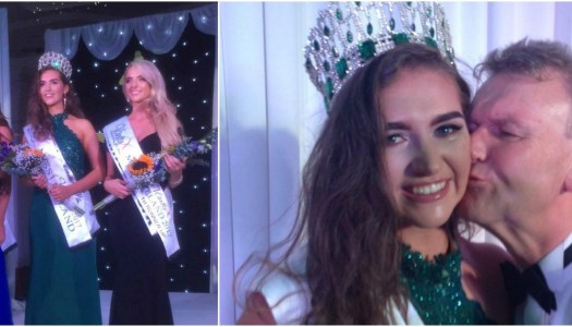 Miss Ireland dedicates crown to late brother who fought muscular dystrophy