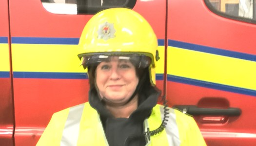 Are you up for the challenge of being a Donegal Fire Fighter?
