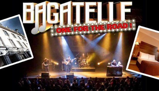 COMP: Bag two tickets for Bagatelle plus B&B at Dillon's Hotel!