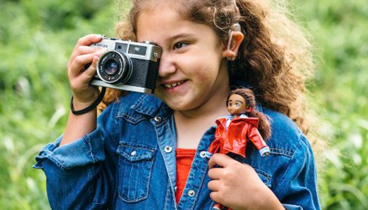 Meet Mia – the doll changing children's attitudes to disability