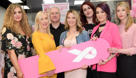 Events: Team Pello parties for Pinktober