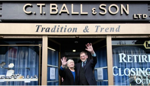 Fond farewell bid to much-loved business as it closes its doors