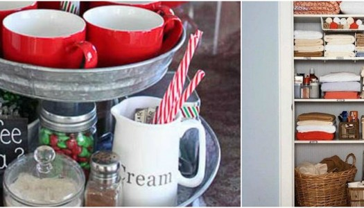 Part One: How to prepare your home for Christmas