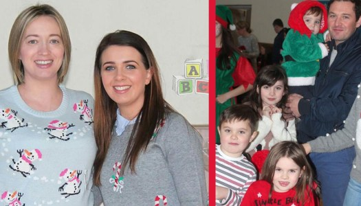 Events: Letterkenny Babies collect €2540 in charity Christmas Jumper party