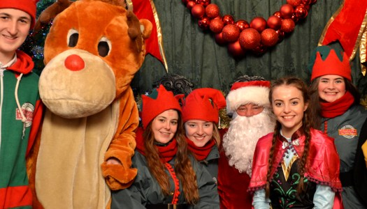Five enchanting experiences you'll have at Oakfield Park's Santa Express