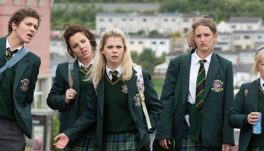 Derry Girls gets the thumbs up for a second series – it's just that class