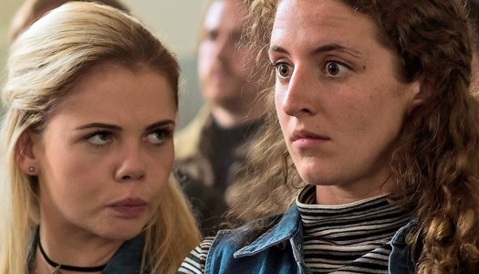 One to watch: Chernobyl and Derry teens clash in tonight's Derry Girls