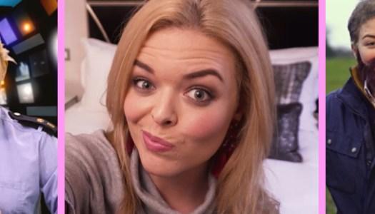 WATCH: Doireann Garrihy's new RTE show has fans in stitches