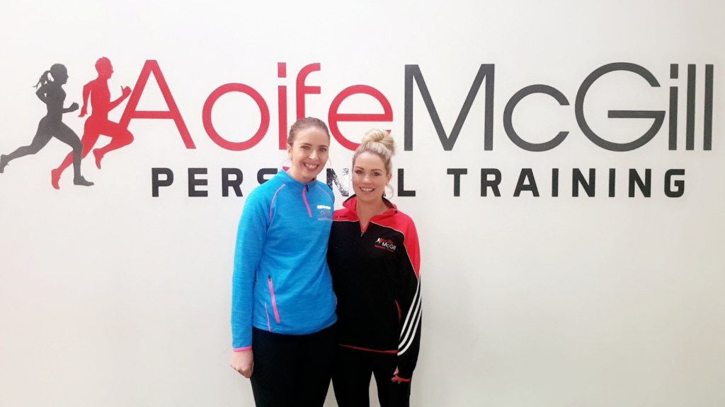 Aoife Mcgill S Passion To Help Us Be Fit Strong And Unstoppable In