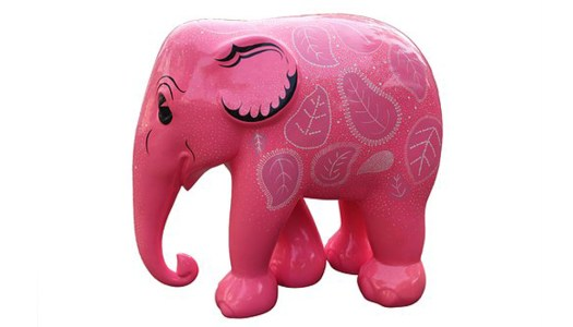 Don't think about the Pink Elephant