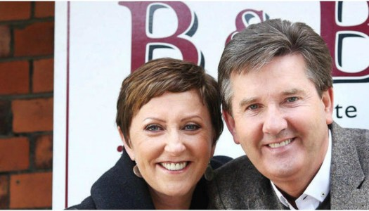 Fancy having Daniel and Majella as houseguests in your B&B?