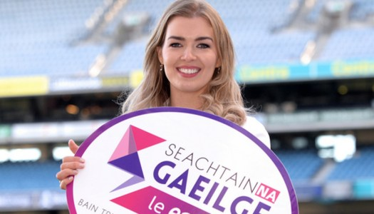 Caitlín Nic Aoidh named as first Irish language ambassador for her hometown