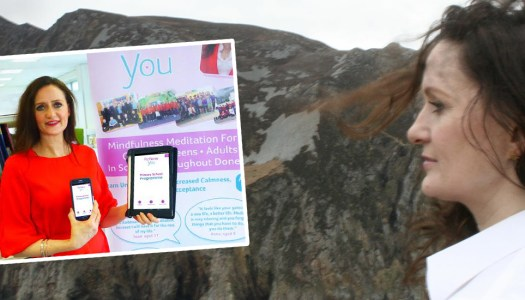 Wellness guru connects school programme to unique new app