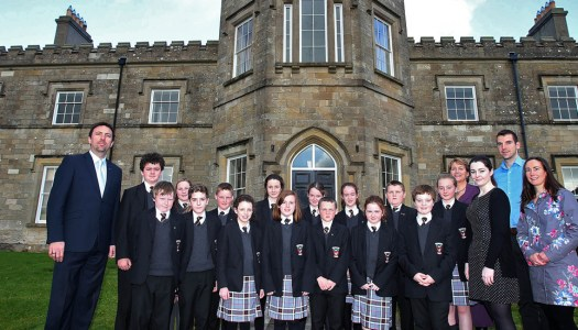 Gweedore filmmaker's new series steps inside a real-life 'Hogwarts' school