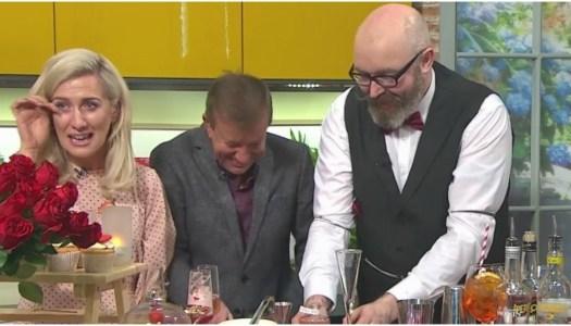 Watch: Cheeky innuendo leaves Ireland AM crew in stitches