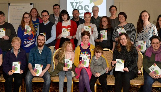 Pro-choice campaigners train to achieve 'compassionate' vote from Donegal