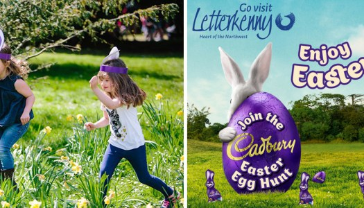 Eggstra eggstra! A choctastic Cadbury Easter Egg hunt is coming to Donegal