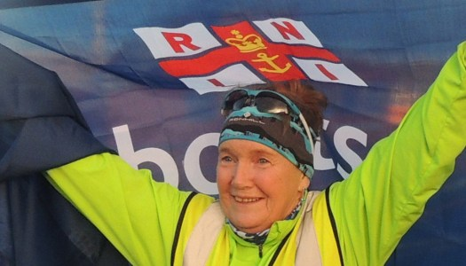Mighty runner Mary reaches her fundraising goal