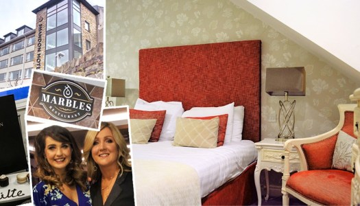 Travel: Sampling the high life at the Shandon Hotel
