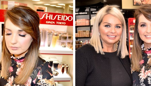 Events: See how Danielle Mahon MUA worked wonders with Shiseido