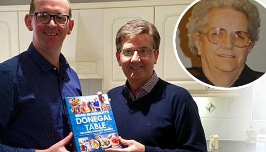 WATCH: Daniel's Donegal baking session brings back sweet memories of his mother