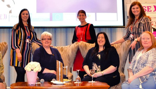 Events: Team WISE invites Donegal women to find their fresh start