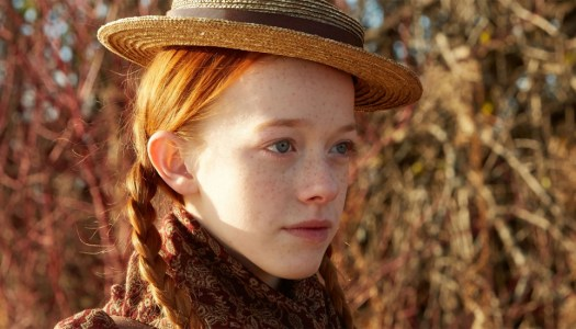 Amybeth's 'Anne with an E' triumphs at the Canadian Screen Awards