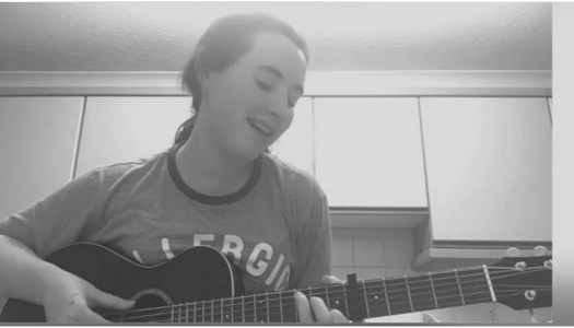 Watch: Talented Hannah's stunning cover of 'Isle of Hope'