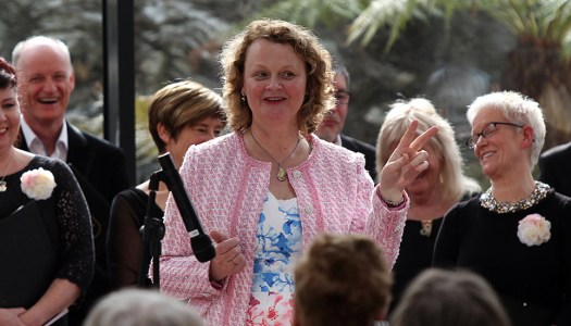 Events: Great crowds gather for Denise Blake's book launch