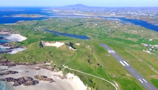 'Extraordinarily beautiful' Donegal airport wins World's Most Scenic Award