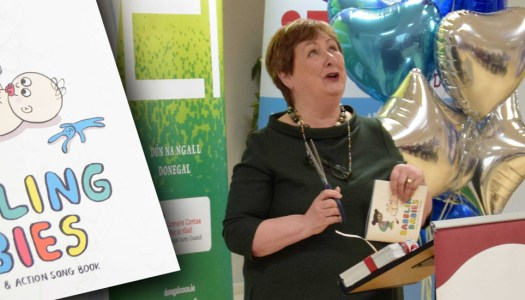 Events: Leading author launches Babbling Babies book for Donegal families