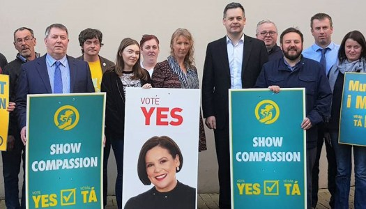 'Women in our communities deserve to be cared for with compassion in Ireland'