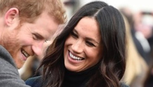 Meghan decides who will walk her down the aisle
