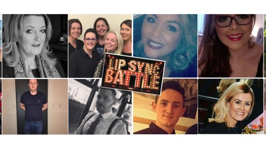 Excitement builds for Buncrana's big Lip Sync Battle