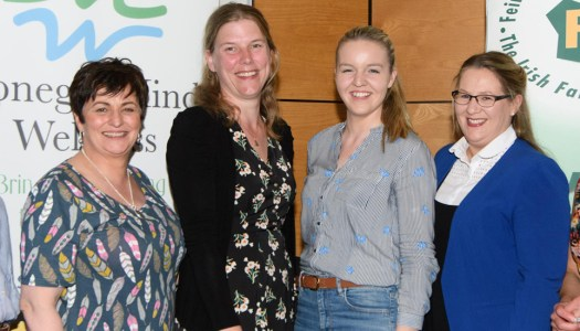 Events: Farming women trade stories of work, wellness and personal tragedies