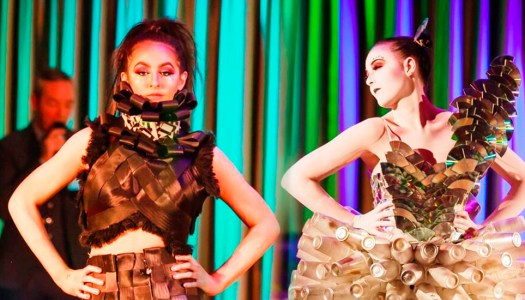 Events: Creating couture from clutter at Trash 'N' Fashion