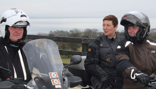 WATCH: Leathers, bubbles and rocky moments in Daniel and Majella's Donegal B&B visit