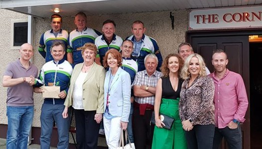Impressive Inish Cycle raises €3,000 for Donegal Cancer Bus