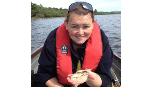 Downings woman qualifies to fish for Ireland