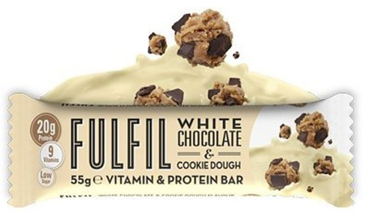 Recall alert issued for two batches of Fulfil protein bars