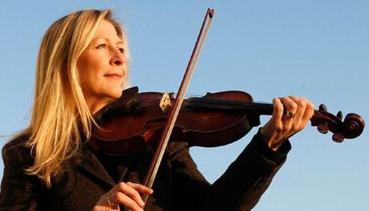 Musician Mairéad Ní Mhaonaigh striking a chord for Women's Aid